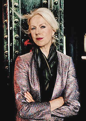 Anne Sofie von Otter (file photo)