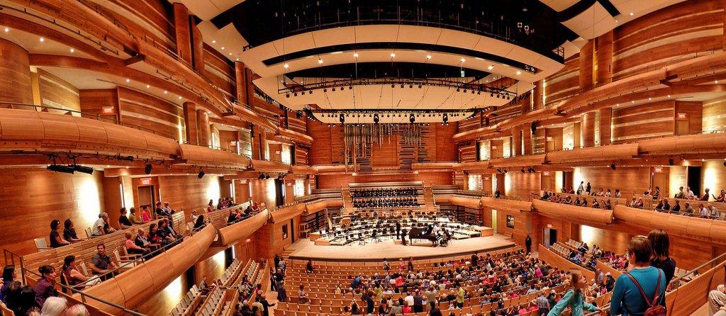 Maison symphonique de Montreal
