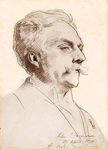 Fauré (Fogg Art Museum)