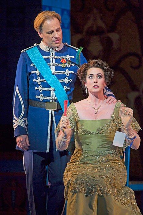 John Tessier and Chelsea Basler (T. Charles Erikson photo)