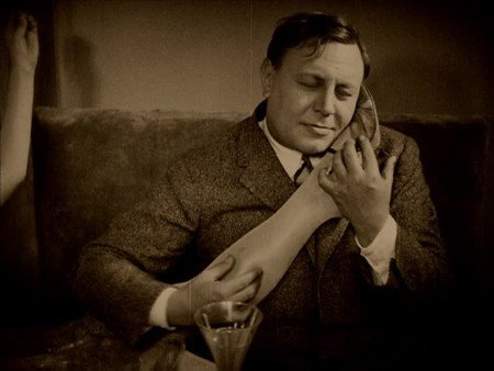 Emil Jannings love interest