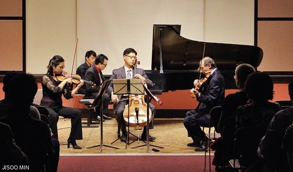 ReEvere Quartet at full force