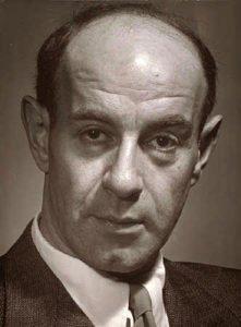 Erich Leinsdorf (Ansel Adams)