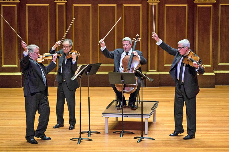Emerson Quartet (Robert Torres photo)