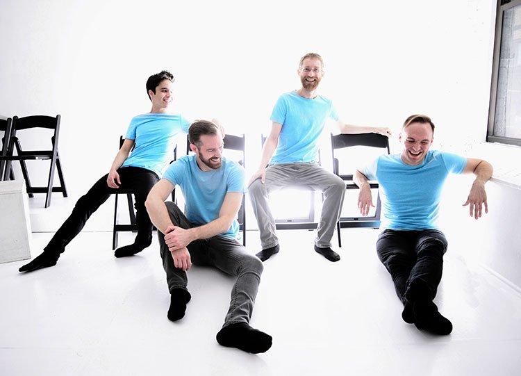 Jack Quartet (Shervin Lainez photo)