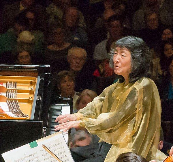 Uchida and Bruckner: Attracting Opposites - The Boston